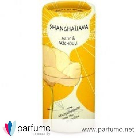 ShanghaïJava - Musc & Patchouli by Crazylibellule and the Poppies