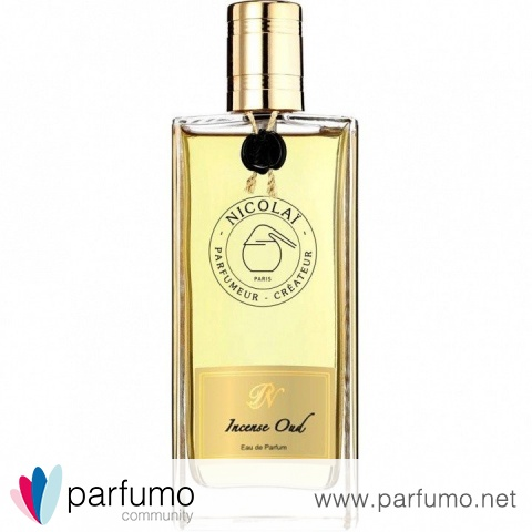 Incense Oud von Parfums de Nicolaï