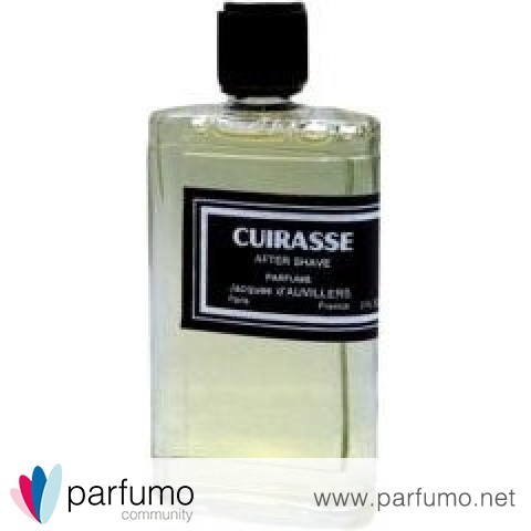 Cuirasse (After Shave) by Jacques d'Auvillers