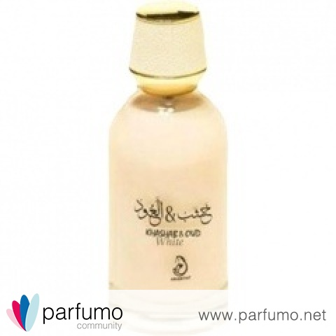 Khashab & Oud White by Arabiyat