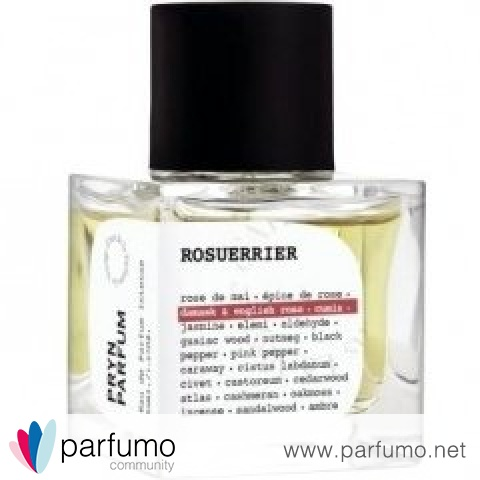 Rosuerrier by Pryn Parfum