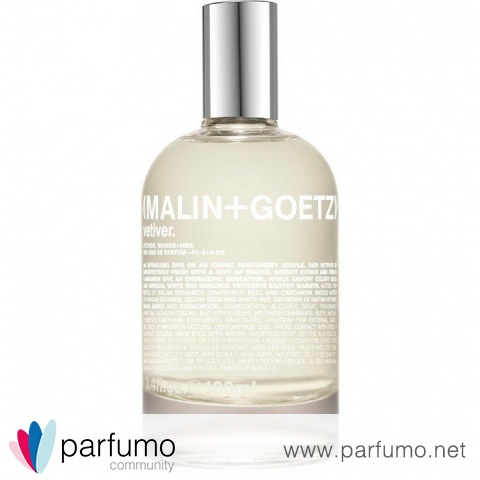 Vetiver (Eau de Parfum) by Malin + Goetz