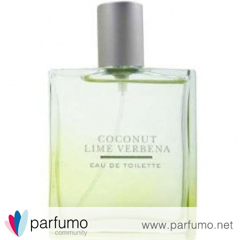 Coconut Lime Verbena (Eau de Toilette) von Bath & Body Works