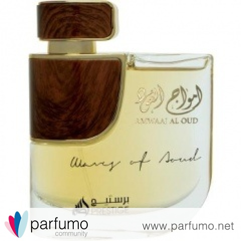 Amwaaj Al Oud by Lattafa