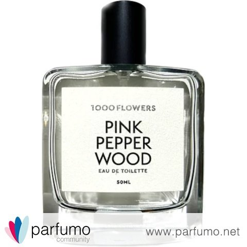 Pink Pepper Wood by 1000 Flowers