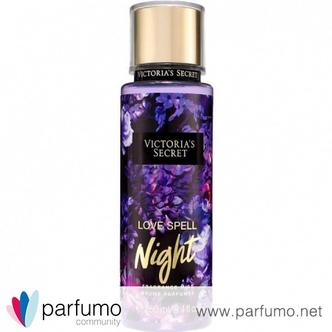 Fantasies - Love Spell Night by Victoria's Secret
