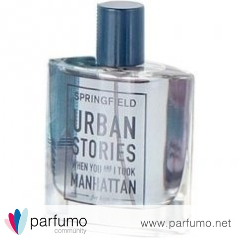 Urban Stories - When You and I Took Manhattan for Him by Springfield