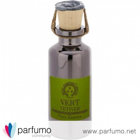Vert / Vetiver (Perfume Oil) by Bruno Acampora
