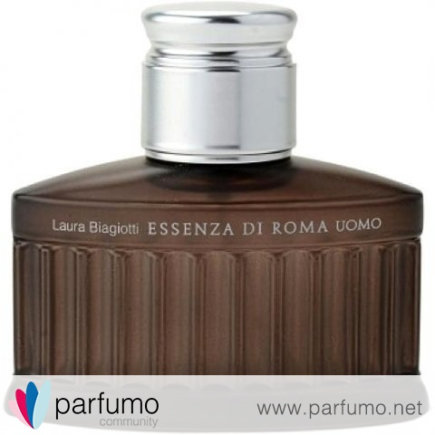 Essenza di Roma Uomo (After Shave Lotion) by Laura Biagiotti