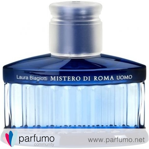 Mistero di Roma Uomo (After Shave Lotion) by Laura Biagiotti