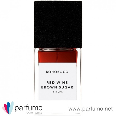 Red Wine Brown Sugar by Bohoboco