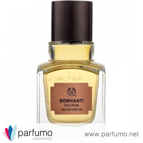 Bowhanti - Spicy Woods by The Body Shop