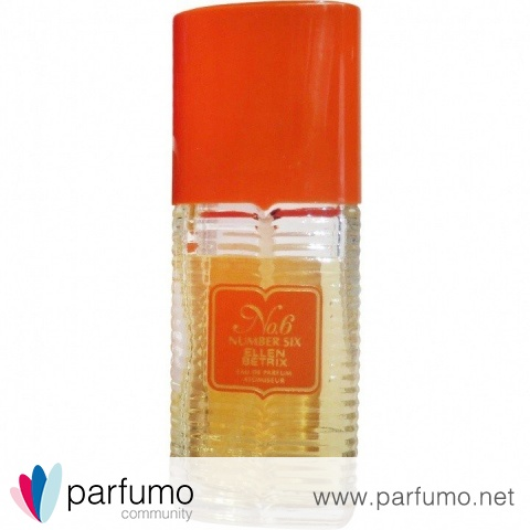 No. 6 - Number Six (Eau de Parfum) by Ellen Betrix