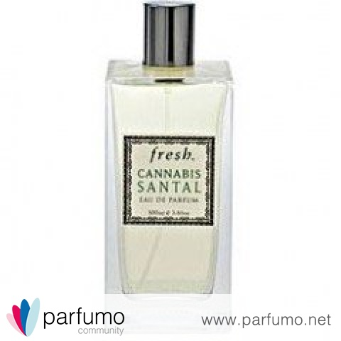 Cannabis Santal von Fresh
