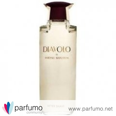 Diavolo for Men (After Shave) by Antonio Banderas