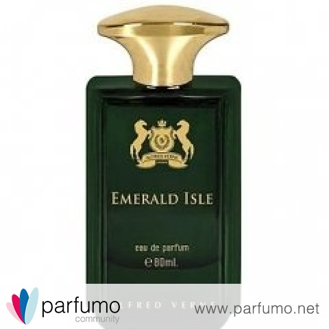Emerald Isle by Alfred Verne