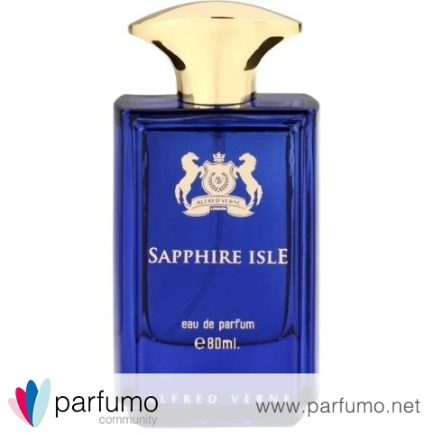 Sapphire Isle by Alfred Verne