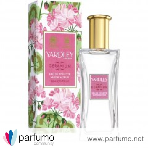 Heritage Collection - Geranium von Yardley