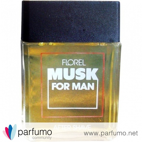 Musk for Man von Florel
