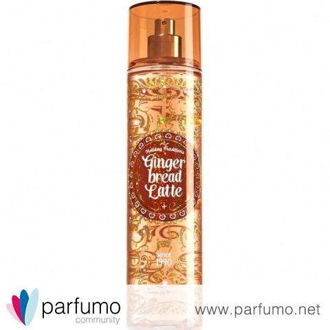 Gingerbread Latte von Bath & Body Works