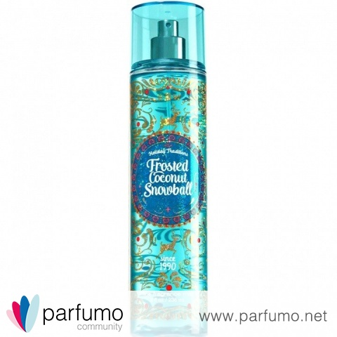 Frosted Coconut Snowball by Bath & Body Works