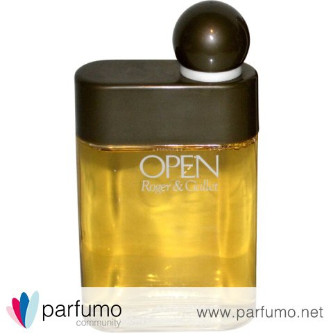 Open (After Shave) by Roger & Gallet