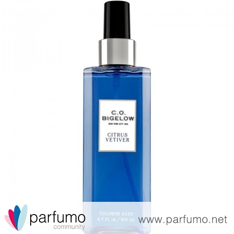 Citrus Vetiver by C.O. Bigelow