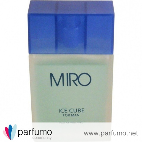 Ice Cube for Man by Miro