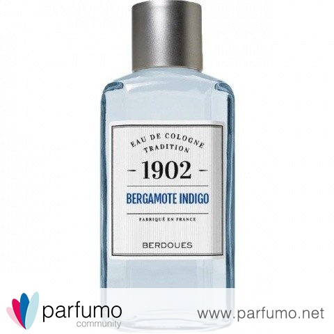 1902 Eau de Cologne Tradition - Bergamote Indigo by Berdoues