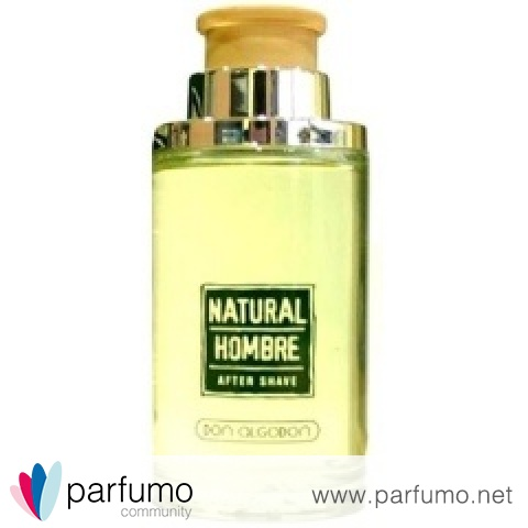 Natural Hombre (After Shave) by Don Algodón