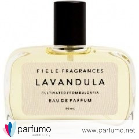 Lavandula by Fiele Fragrances