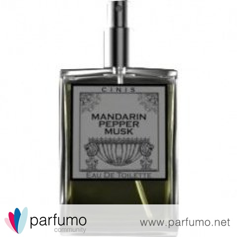 Mandarin Pepper Musk by CinisLabs