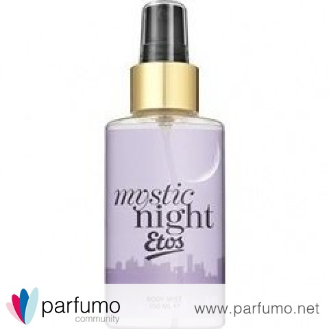 Mystic Night (Body Mist) von Etos