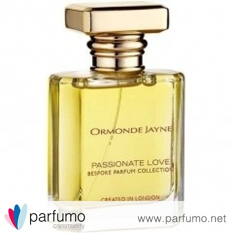 Bespoke Parfum Collection - Passionate Love von Ormonde Jayne