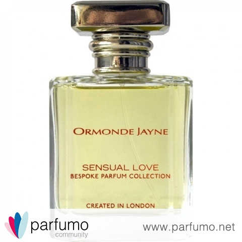 Bespoke Parfum Collection - Sensual Love von Ormonde Jayne