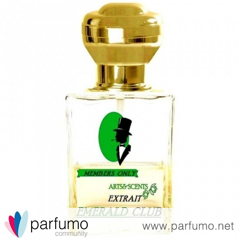 Emerald Club - Members Only von Arts&Scents