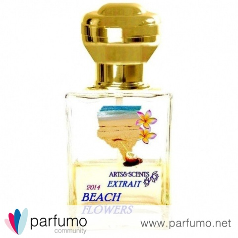 Beach Flowers (Extrait de Parfum) by Arts&Scents