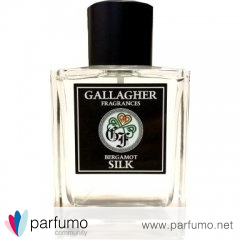 The Silk Series - Bergamot Silk von Gallagher Fragrances
