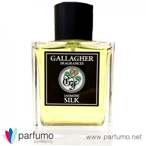 The Silk Series - Jasmine Silk von Gallagher Fragrances