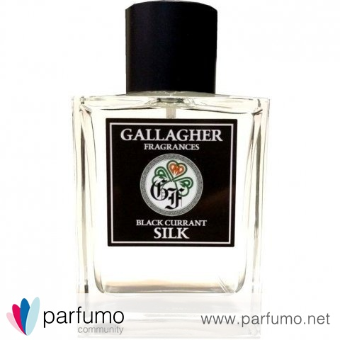 The Silk Series - Black Currant Silk von Gallagher Fragrances