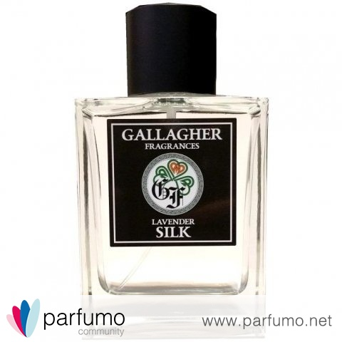 The Silk Series - Lavender Silk by Gallagher Fragrances