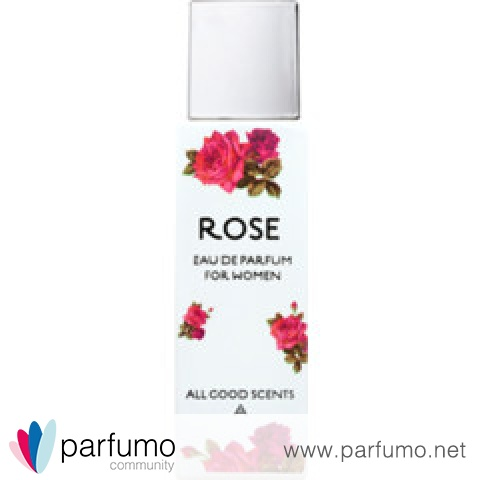 Rose von All Good Scents