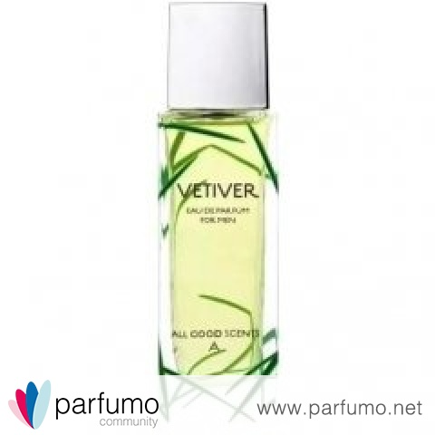 Vetiver by All Good Scents
