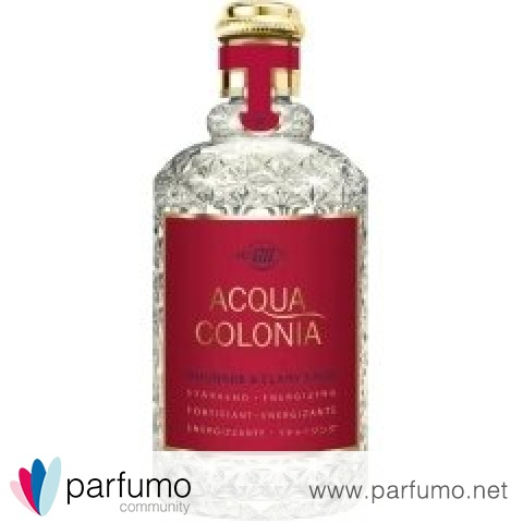 Acqua Colonia Rhubarb & Clary Sage by 4711