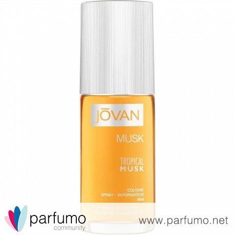 Musk for Men Tropical Musk von Jōvan