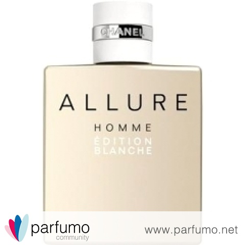 Allure Homme Édition Blanche by Chanel