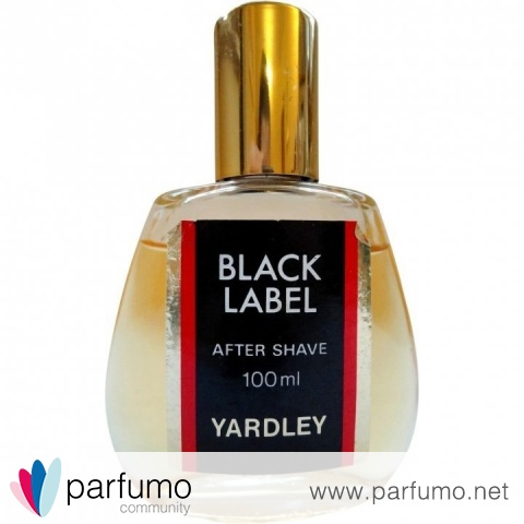 Black Label (After Shave) by Yardley