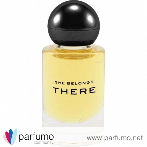 She Belongs There (Perfume Oil) by Olivine