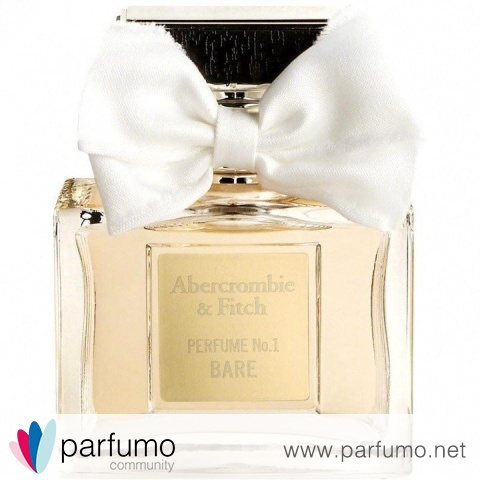 Perfume No. 1 Bare by Abercrombie & Fitch