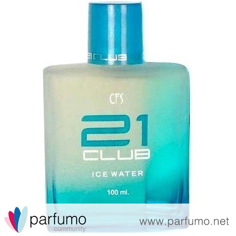 21 Club Ice Water by CFS